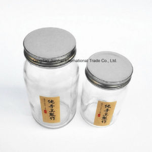 500ml 1L Kitchenware Glass Food Storage Bottle with vacuum Seal pictures & photos