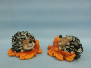 Hedgehog Shape Ceramic Crafts (LOE2539-C10)