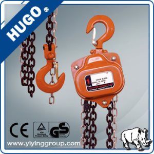 Double Bears Chain Hoist Pulley Block pictures & photos