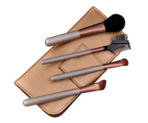 Mini 4PCS Travel Cosmetic Brush Makeup Brush pictures & photos