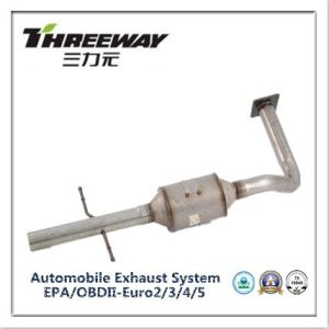 Three Way Catalytic Converter Direct Fit for GM 2809c pictures & photos