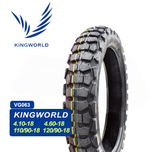 Chile Motorcycle Tire 110/100-18 410-18 300-18 275-18 120/100-18 pictures & photos