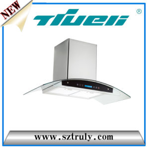 Hot Selling Sensor Touch Stainless Steel Range Hoods
