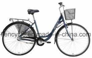 700c Nexus Inter 3 Speed Classical Girls Bike with Basket Dutch Oma Bike City Bike pictures & photos