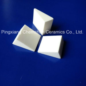 High Strength Resistant Wear Resistant Alumina Ceramic Lining Tile pictures & photos