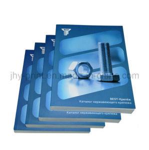 Cheap Perfect Binding Black Printing Tool Book (jhy-338)