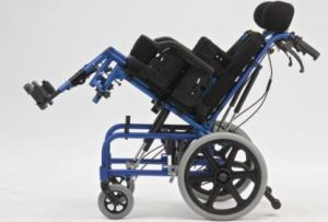 Premier High Class Automatic Electric Wheelchair pictures & photos