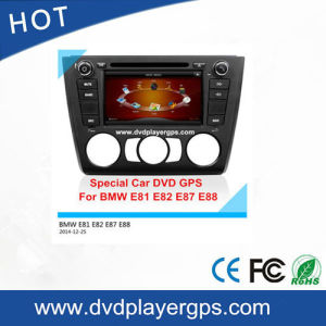 Special Car DVD Radio for BMW 1 E81 E82 E87 E88 Series pictures & photos