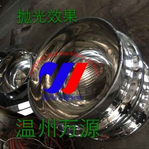 100L Stirred-Free Tilting Steam Heating Jacketed Kettle pictures & photos