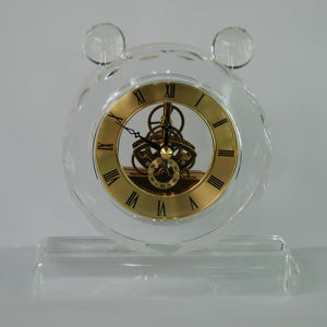 Cartoon Children Crystal Clock Gifts pictures & photos