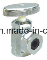 Chrome Plating Forged Brass Angle Valve or with Washer pictures & photos