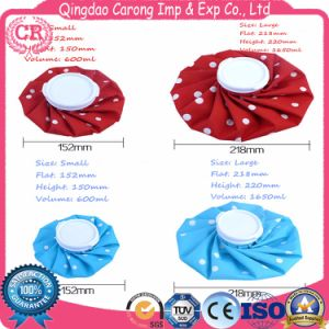 Bright Color Reusable Medical Cloth Ice Bag pictures & photos