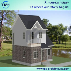 Luxury Foldable Prefab Villa House pictures & photos