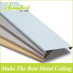 2018 Fashionable C-Shaped Suspended Industrial Aluminum Panel Strip Ceiling Tiles pictures & photos