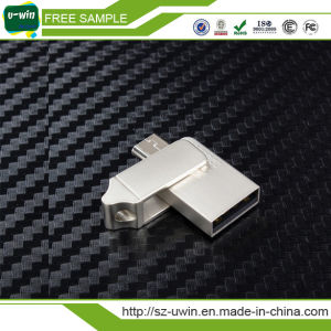Metal OTG USB Flash 3.0 Drive pictures & photos