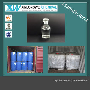 Food Grade/Industry Grade Glacial Acetic Acid 99.5% Min in China pictures & photos