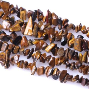 Semi Precious Stone Crystal Gemtstone Chips Nugget Loose Bead<Esb-CS021> pictures & photos
