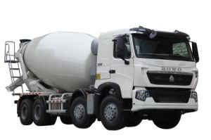 Hot Sale HOWO T7h Mixer Truck with 8X4 pictures & photos