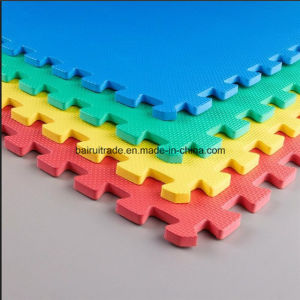 100*100*4cm EVA Foam Mat Puzzle Mat for Export pictures & photos