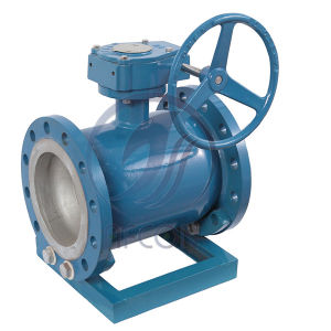 Lever Hand Operated Cast Iron Butterfly valve pictures & photos