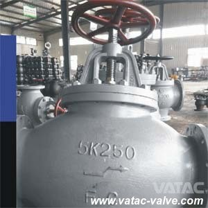 Handwheel Operated Bronze Flanged Ends Cast Marine Globe Valve pictures & photos