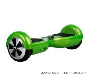 Gaoke Times Unfolded IP54 Electric Scooters Self Balance Unicycle Scooter for Outdoor Sports pictures & photos