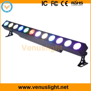 Pixel Control LED Bar Light with 12X8w RGBW 4in1 LEDs