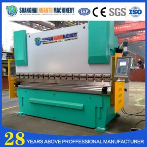 Wc67y CNC Hydraulic Iron Plate Press Brake pictures & photos