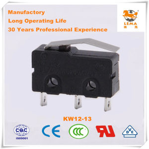 Lema Black Kw12-13 Micro Switch pictures & photos