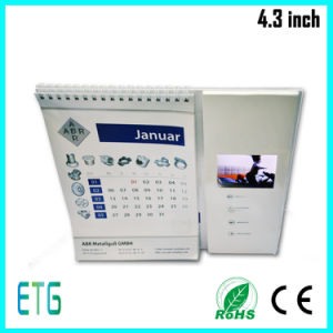 4.3 Inch LCD Video Player for Hot Sale pictures & photos