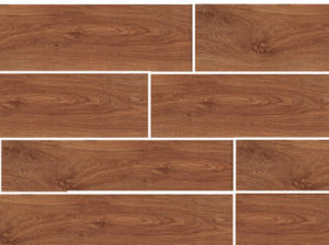 150*600mm Rustic Wooden Floor Tile (RL6G013)
