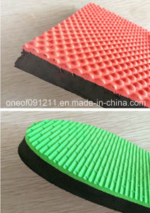 Competitive Double Color PE Foam Material for Slipper Soles pictures & photos