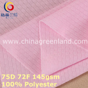 Polyester Weft Knitted Mesh Fabric for Sportswear (GLLML383) pictures & photos