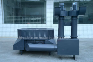 Electric Induction Melting Furnace with Air Cooling System (125KW) pictures & photos