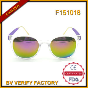 F151018 Transparency Crystal Sunglasses Ce UV400 FDA pictures & photos