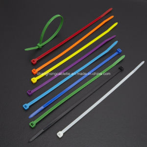 Cable Tie, Self-Locking, 4.8*350 (13 3/4 inch) pictures & photos