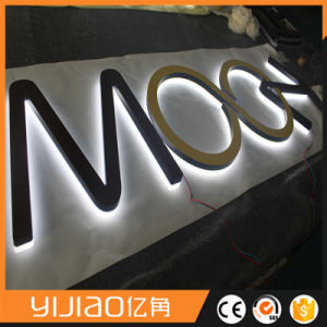 Lighted Acrylic 3D Backlit Logo Sign pictures & photos