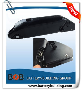 48V 11.6ah Lithium Electric Bike Battery Pack with 5V USB Port pictures & photos