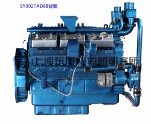6 Cylinder, 308kw Shanghai Dongfeng Diesel Engine for Generator Set pictures & photos
