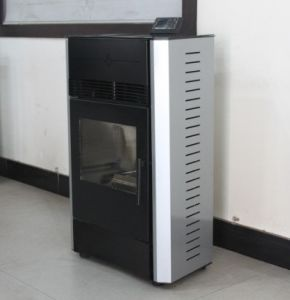 Durable in Used Indoor Pellet Stove (CR-08) pictures & photos