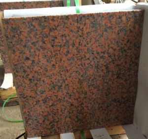 Polished G402 Tianshan Red Granite Tile for Floor pictures & photos