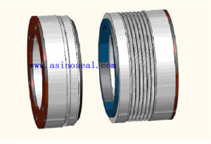Metal Bellow Mechanical Seals Bgbm