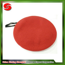 Hot Sale Plain Cheap High Quality Fashionable Tactical Adjustable Beret pictures & photos