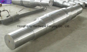 Free Forging Hydraulic Turbine Shaft Machining Center Shaft pictures & photos