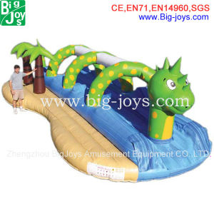 Inflatable Slide Jungle Theme Inflatable Water Slide pictures & photos