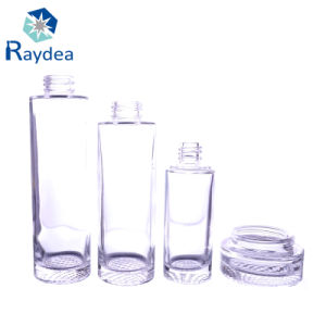 Supply Custom 120ml Cosmetic Glass Bottles pictures & photos