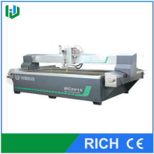 UHP High Pressure 2500mm*1500mm CNC Water Jet Glass Cutting Machine pictures & photos