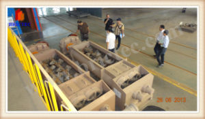 European Standard Clay Mixer for Brick Making Plant pictures & photos