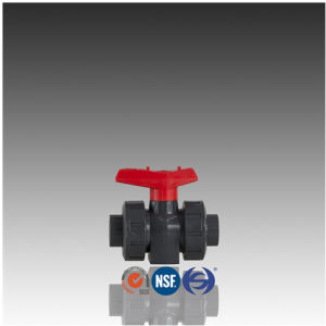 DIN ASTM ISO Standard PVC Ball Valve with Union pictures & photos