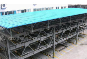 Certified Light Steel Structures for Car Parking pictures & photos